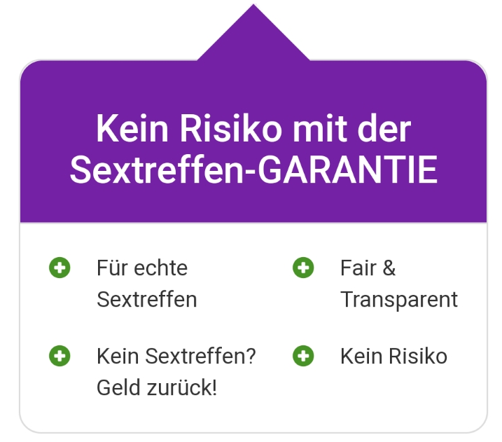 JungWillAlt Sextreffen-Garantie